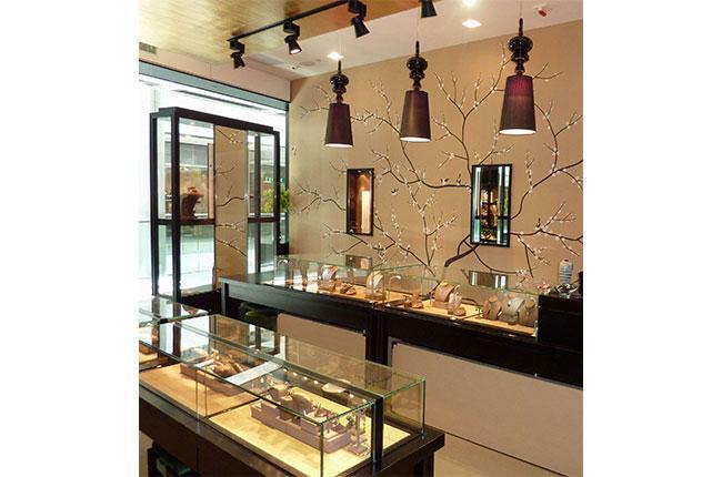 Brooke Aitken Design Retail Hospitality